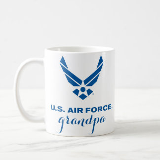 Proud U.S. Air Force Grandpa Mug