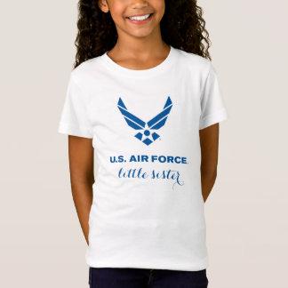 Proud U.S. Air Force Little Sister T-Shirt