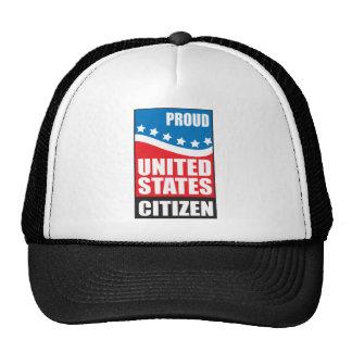 Proud U.S. Citizen Hat