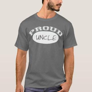 Proud Uncle (White) T-Shirt