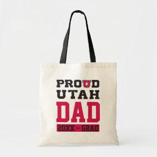 Proud Utah Dad - Grad Year Budget Tote Bag