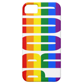 PROUD Vertical (Rainbow) Case For The iPhone 5