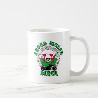 Proud Welsh Biker Mug