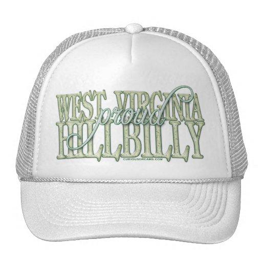 Proud West Virginia Hillbilly Hat