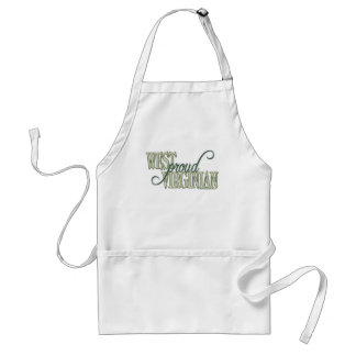 Proud West Virginian Standard Apron