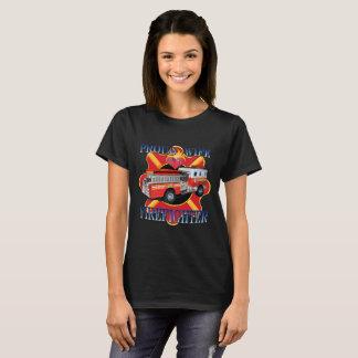 Proud Wife Of A Firefighter T-Shirt