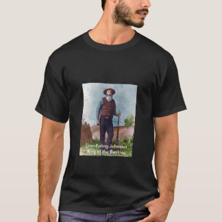 Proudly show-off the Liver-Eating Johnston T-Shirt