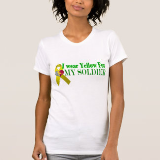 Proudly Supporting my Solider-wife T-Shirt