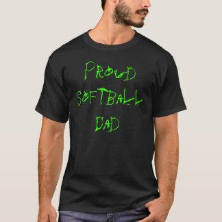 ProudSoftballDad T-Shirt