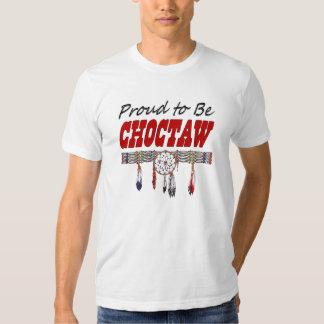 ProudToBeChoctaw T Shirt