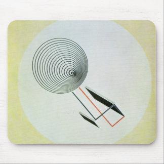 Proun 93, 1924 mouse mat