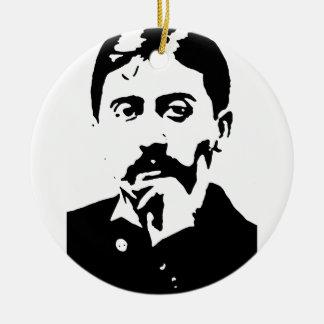 Proust Christmas Ornament