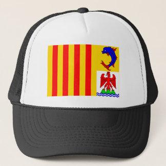 Provence-Alpes-Côte-d'Azur flag Trucker Hat