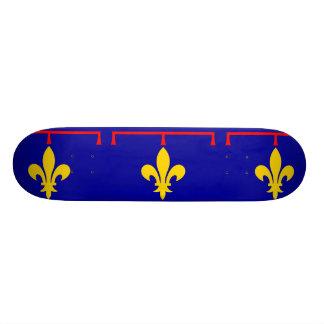 Provence (Alternate), France flag Skateboard Decks
