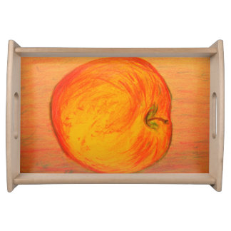 Provence Apple Serving Tray
