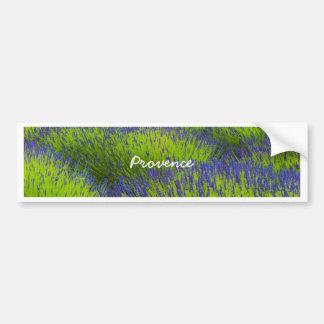 Provence Lavender Bumper Sticker