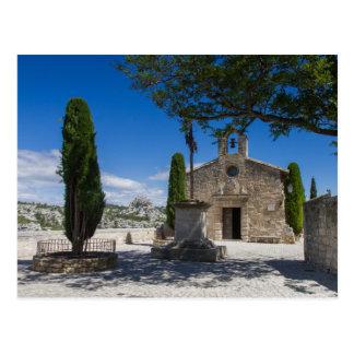 Provence - Les Baux-de-Provence postcard