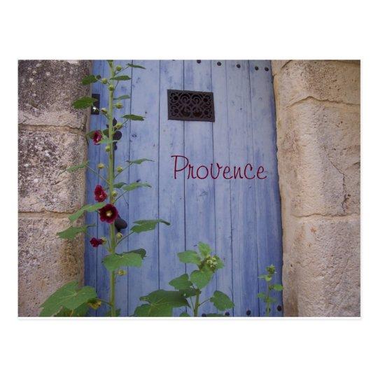 Provence postcard