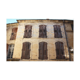 Provence textures series canvas prints