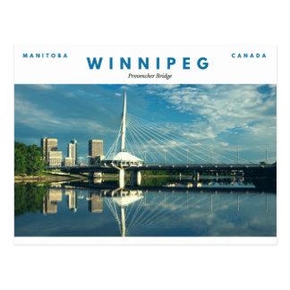 Provencher Bridge Postcard