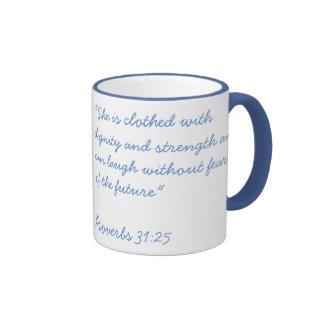 Proverbs 31 Coffee Mug