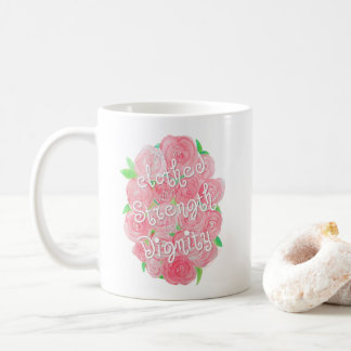 Proverbs 31 Watercolor Mug