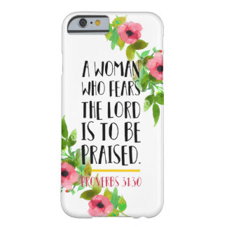 Proverbs 31 Woman iPhone Case