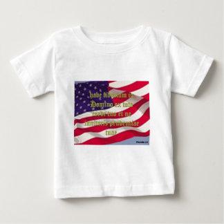 Proverbs 3:5 baby T-Shirt