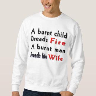 Proverbs Pull Over Sweatshirts