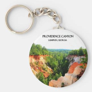 PROVIDENCE CANYON - Lumpkin, Georgia Key Ring