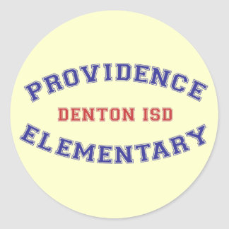 Providence Elementary Stickers