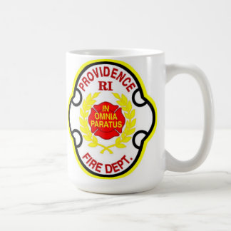 Providence Fire Department IAFF Local-799 Mug