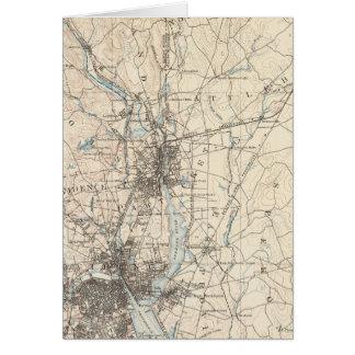 Providence, Massachusetts Card