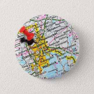 Providence, Rhode Island 6 Cm Round Badge