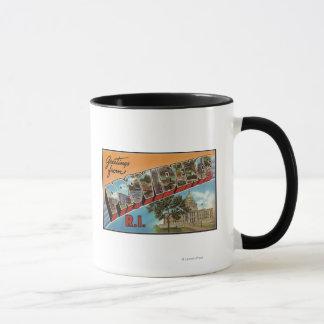 Providence, Rhode Island (Capital Building) Mug