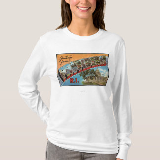 Providence, Rhode Island (Capital Building) T-Shirt