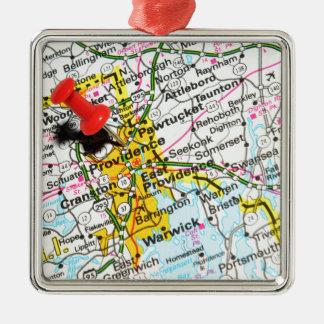 Providence, Rhode Island Christmas Ornament