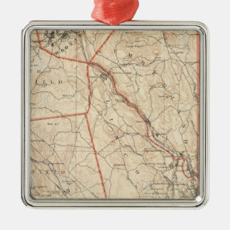 Providence, Rhode Island Christmas Ornament