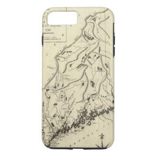 Province of Maine iPhone 8 Plus/7 Plus Case