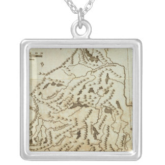 Province of Maine Silver Plated Necklace