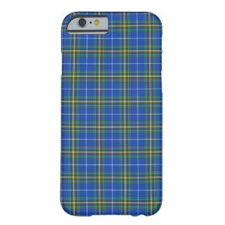 Province of Nova Scotia Canada Tartan Barely There iPhone 6 Case