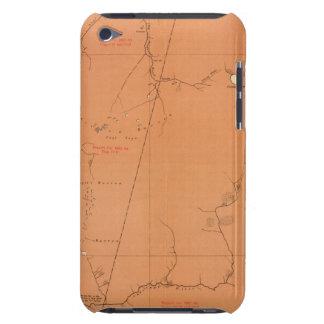 Province of Nova Scotia Island of Cape Breton 2 iPod Touch Case-Mate Case