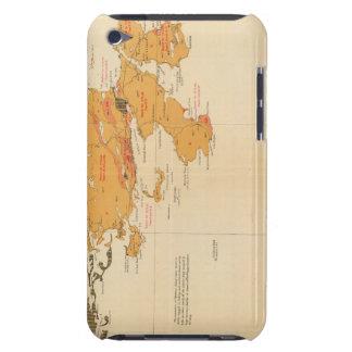 Province of Nova Scotia Island of Cape Breton 6 iPod Touch Case-Mate Case