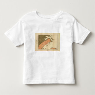 Province of Nova Scotia Island of Cape Breton 8 Toddler T-Shirt