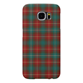 Province of Prince Edward Island Tartan Samsung Galaxy S6 Cases
