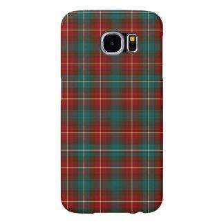 Province of Prince Edward Island Tartan Samsung Galaxy S6 Cases