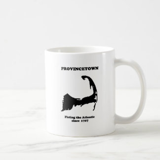 Provincetown - Fisting the Atlantic since 1727 Mugs
