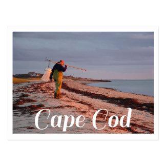Provincetown, Massachusetts Cape Cod Post Card