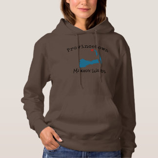 Provincetown Massachusetts Making Waves Sweatshirt