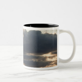 Provincetown, Massachusetts Two-Tone Coffee Mug